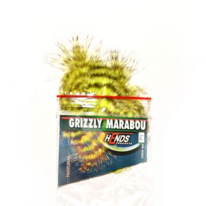 Hends Grizzly Marabou VÄRI-99