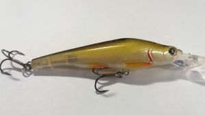 Long Lip Minnow 90 Natural Ghost