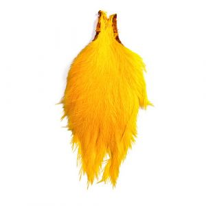 Streamer Rooster Neck YELLOW