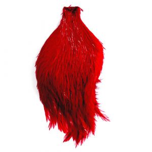 Streamer Rooster Neck RED