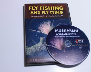 Hends - Fly Fishing and Fly Tying DVD