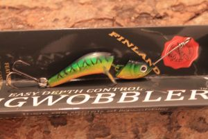 Wake Jigwobbler UV Green Tiger 5 cm 8g