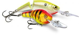 Rapala Jointed Shad Rap 5cm Keltainen