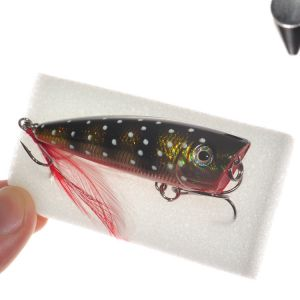 Kinetic Buggi 55mm 7g Floating Perch/Dotted
