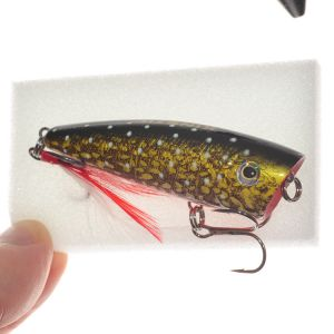 Kinetic Buggi 55mm 7g Floating Pike/Dotted