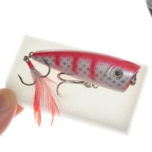 Kinetic Buggi 55mm 7g Floating Red/White/Silver