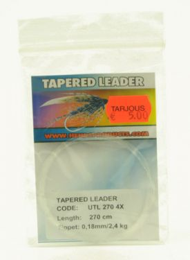 Tapered Leader
