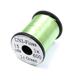 UNI-Floss Light Green