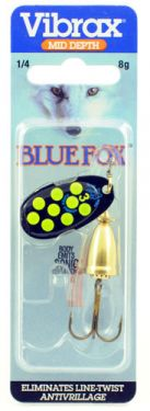 Blue Fox Vibrax HOT PEPPER 3 BYY